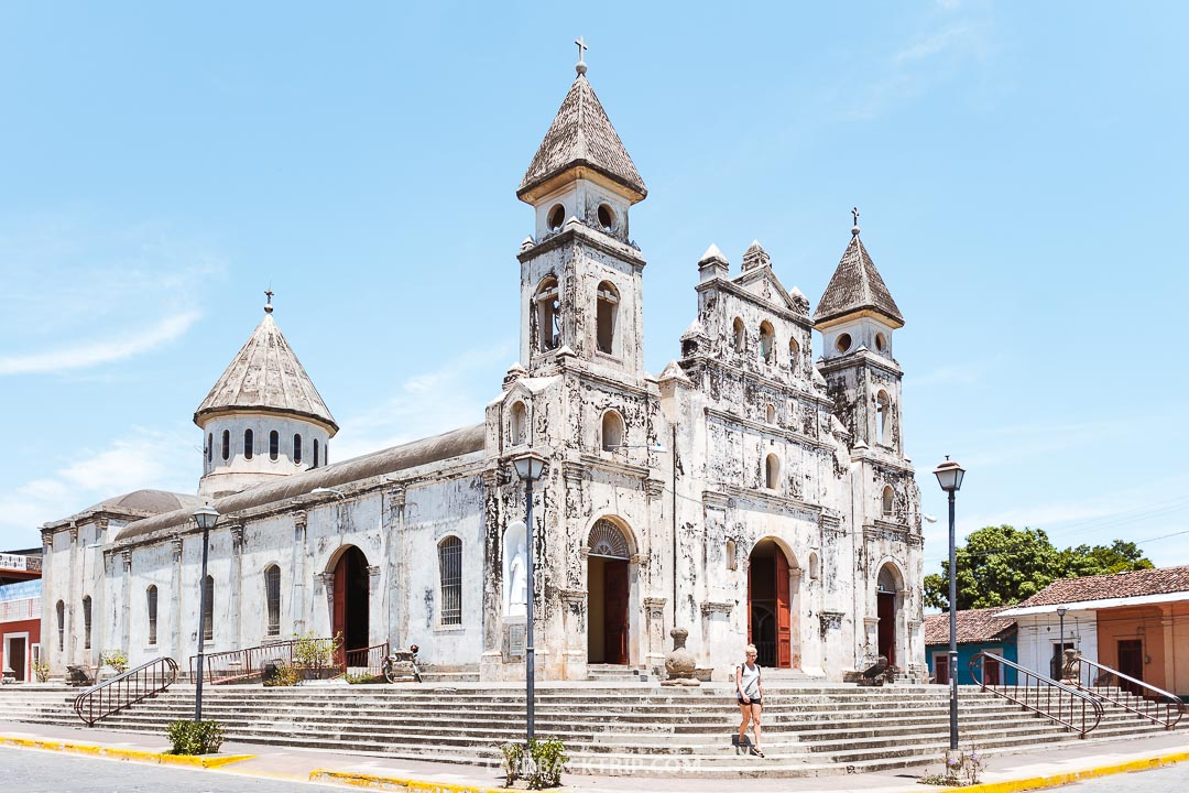Granada is a historical town in Nicaragua attracting visitors from all over the world.