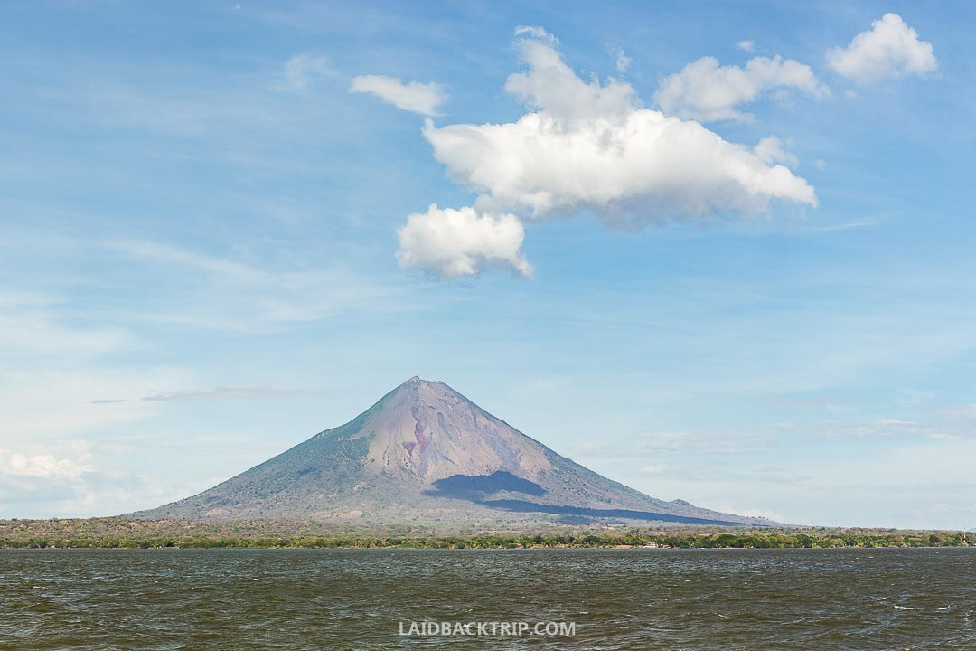 Ometepe Island is all about climbing volcanoes and offers one of the best day hikes in Nicaragua.