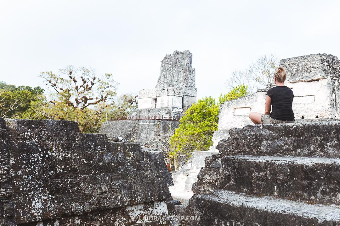 Tickets are not very expensive to Tikal.