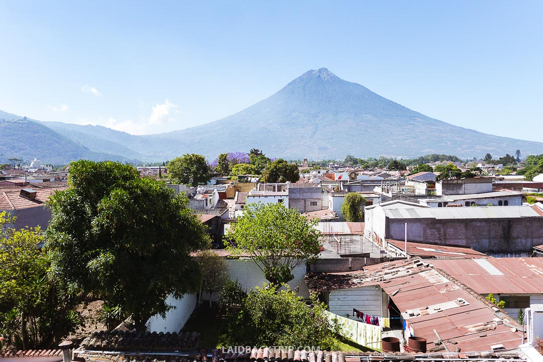 Antigua is an amazing town in Guatemala and every traveler should include the visit of this beautiful town in their itinerary.