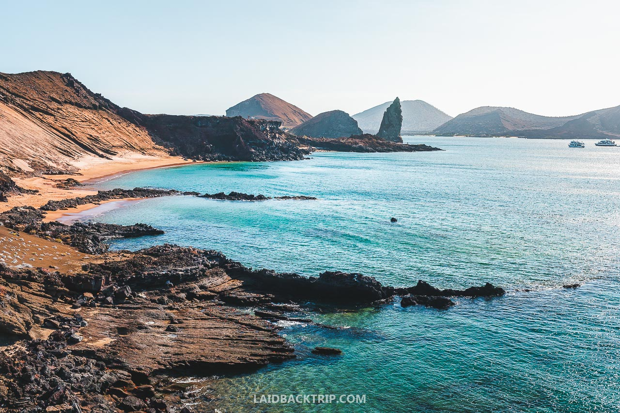 Ultimate guide on what to pack for cruising the Galapagos Islands, Ecuador, from our personal experience includes a packing list and useful tips.