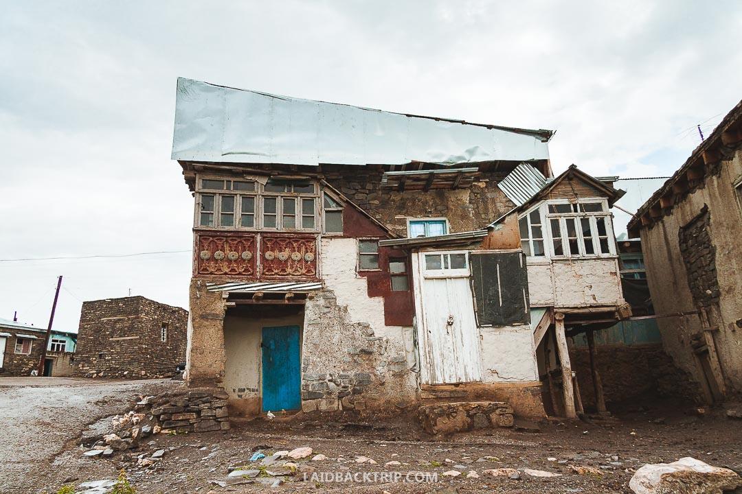 Xinaliq is a fascinating little village in Azerbaijan.