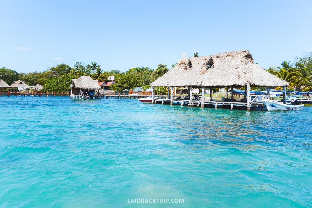 Bacalar is an amazing place to visit in Yucatan, Mexico