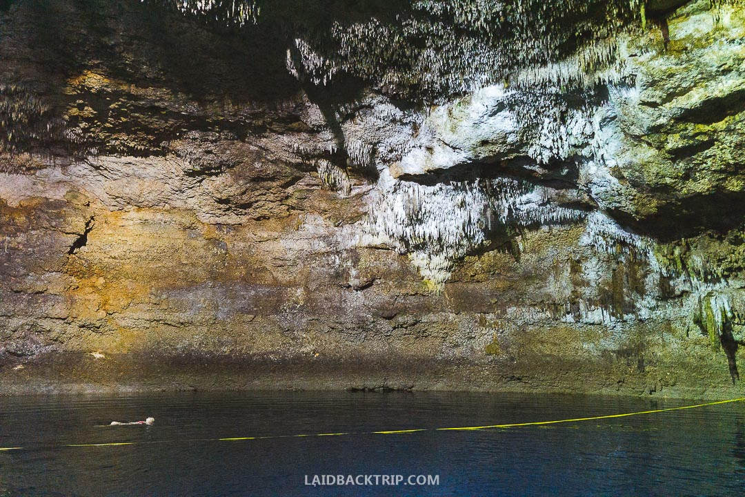 When in Coba, you should also visit Cenotes.