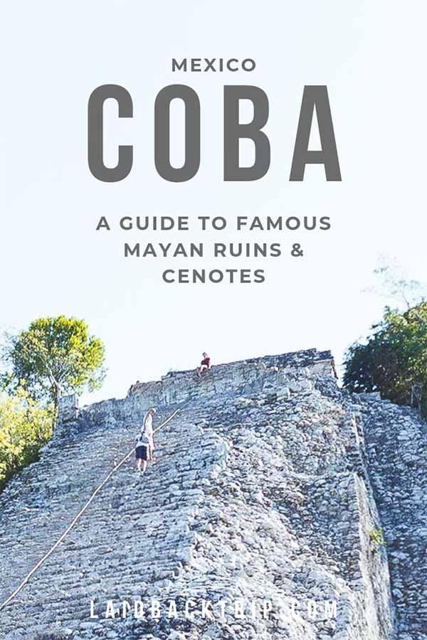 Coba Ruins & Cenotes