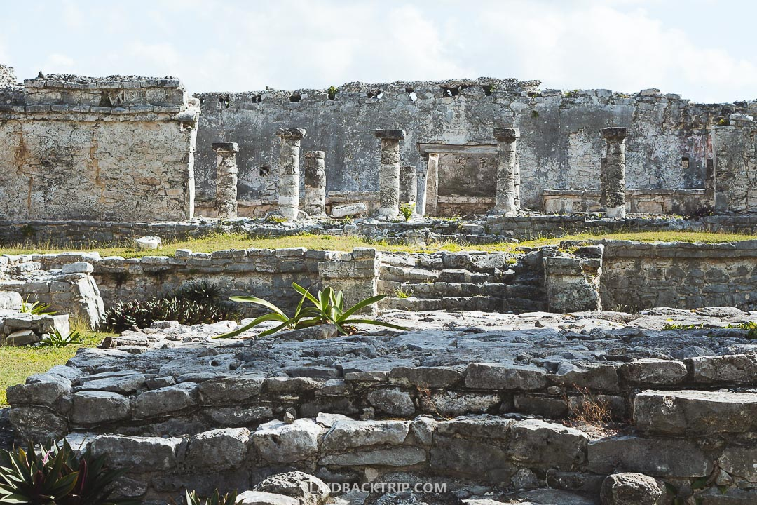 Visit the Tulum Ruins early in the morning to avoid the heat and crowds.