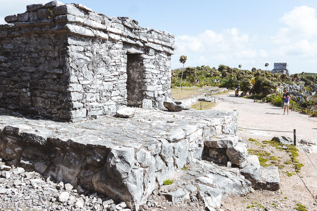 Visiting Tulum Ruins is great day trip from the city.