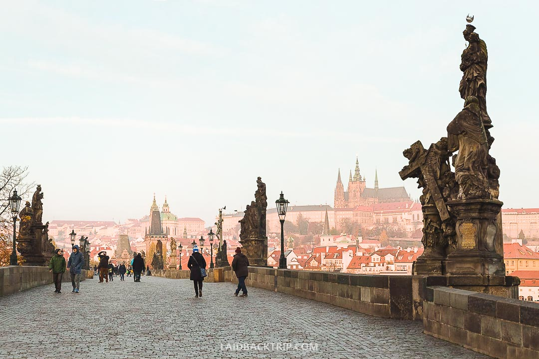 There are many ways how to get from Prague airport to the city center.