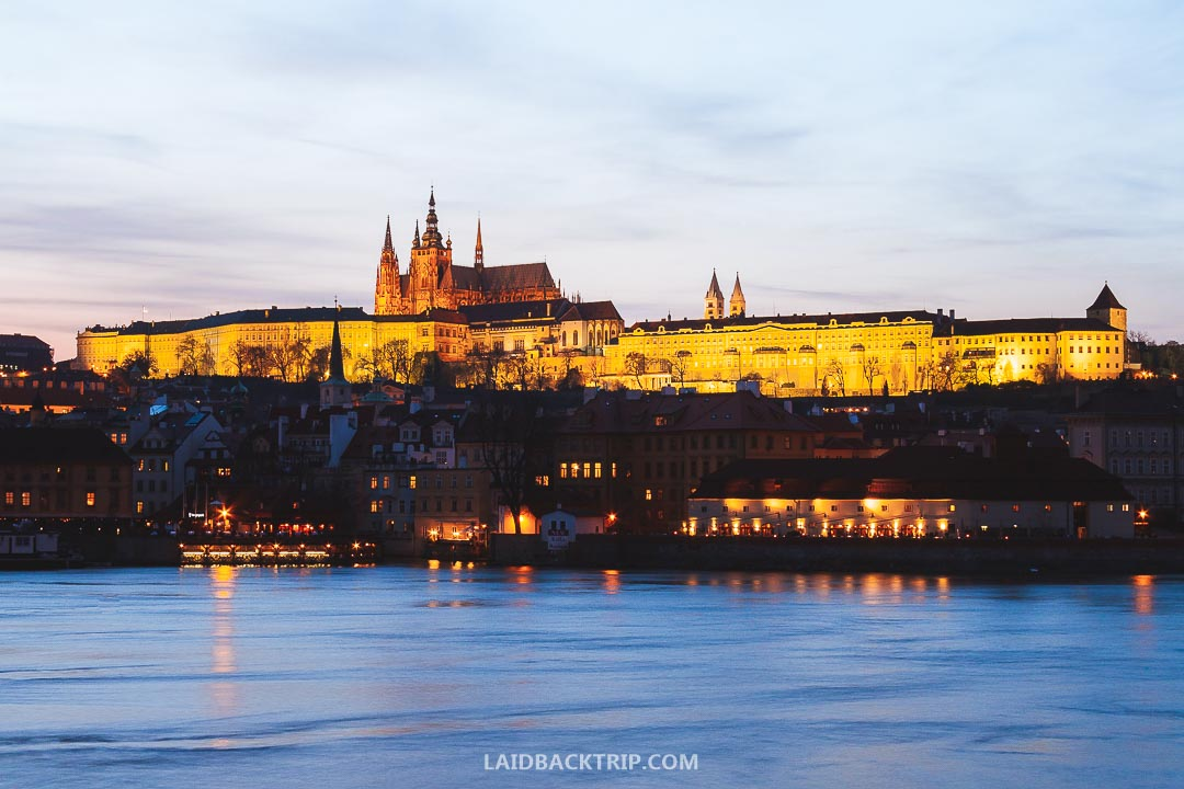 Prague is one of the most beautiful cities in the world.