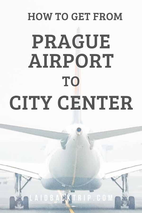 Prague Airport to City Center