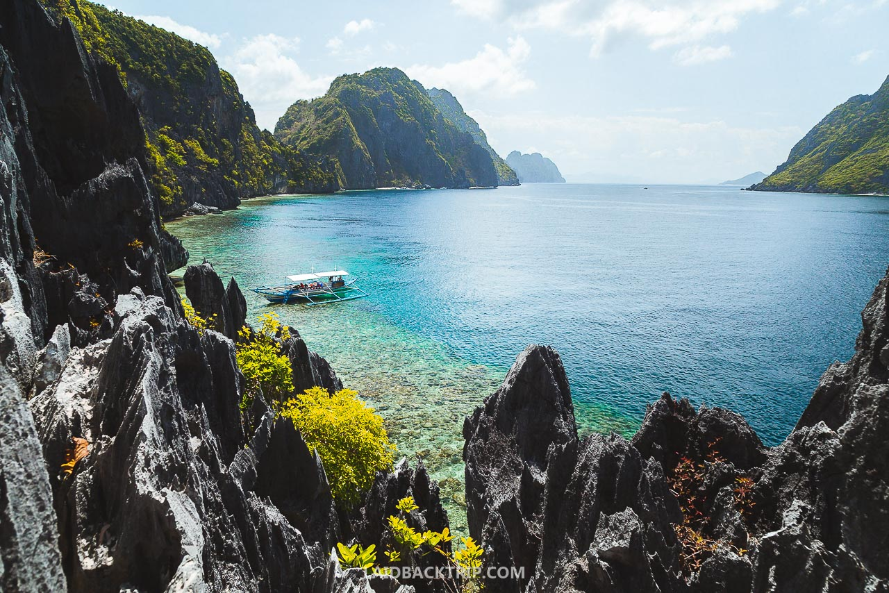 Island Hopping In El Nido Tour C Adventuring On Palawan