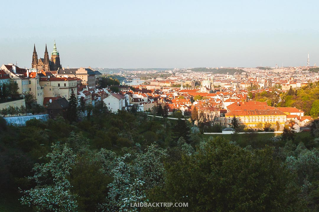 Spring is the best time to visit Prague, Czech Republic.
