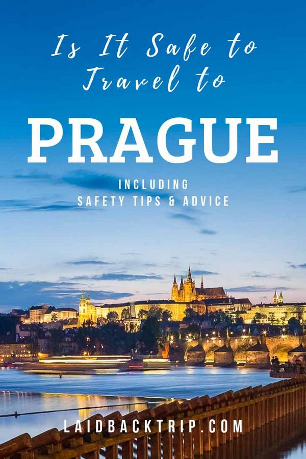 Is it safe to travel to Prague, Czechia