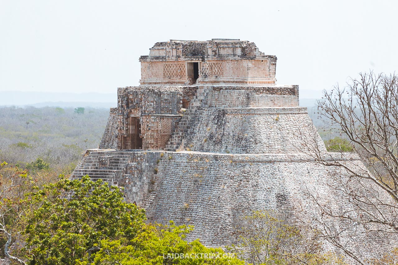 Uxmal Ruins is a Mayan historical sight in Mexico, and we created a travel guide on how to visit it including useful tips and advice.