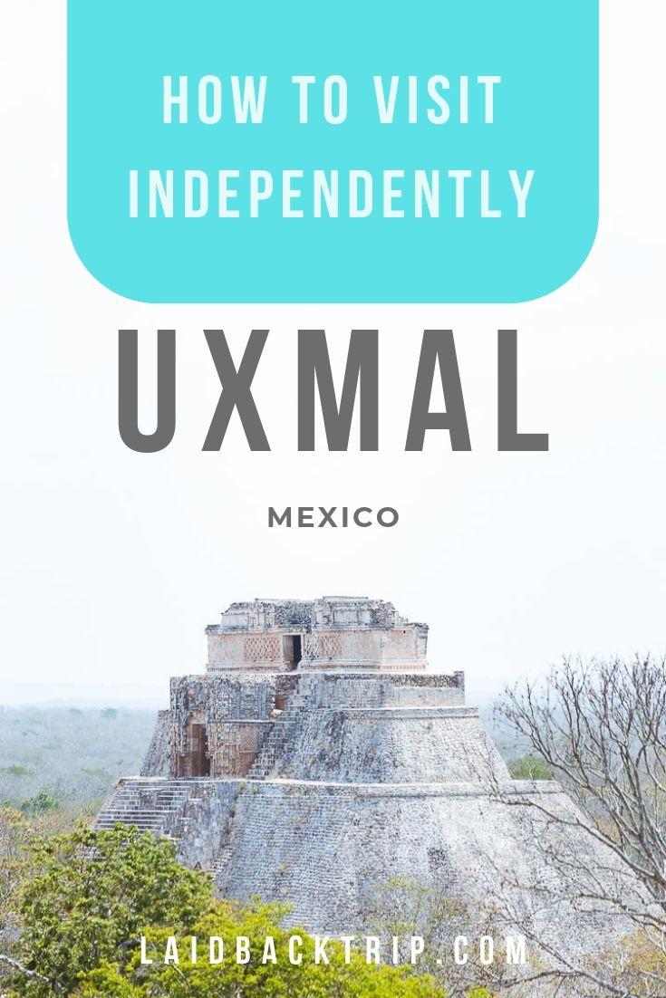 Uxmal Ruins Guide