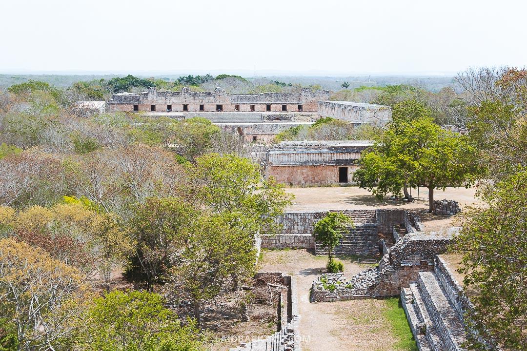 You can still climb the Maya Great Pyramide at the Uxmal Ruins.