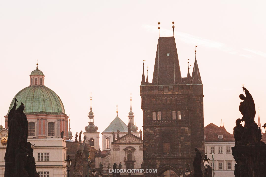 Old Town Square is the most famous square in the Czech Republic attracting tourists from all over the world.