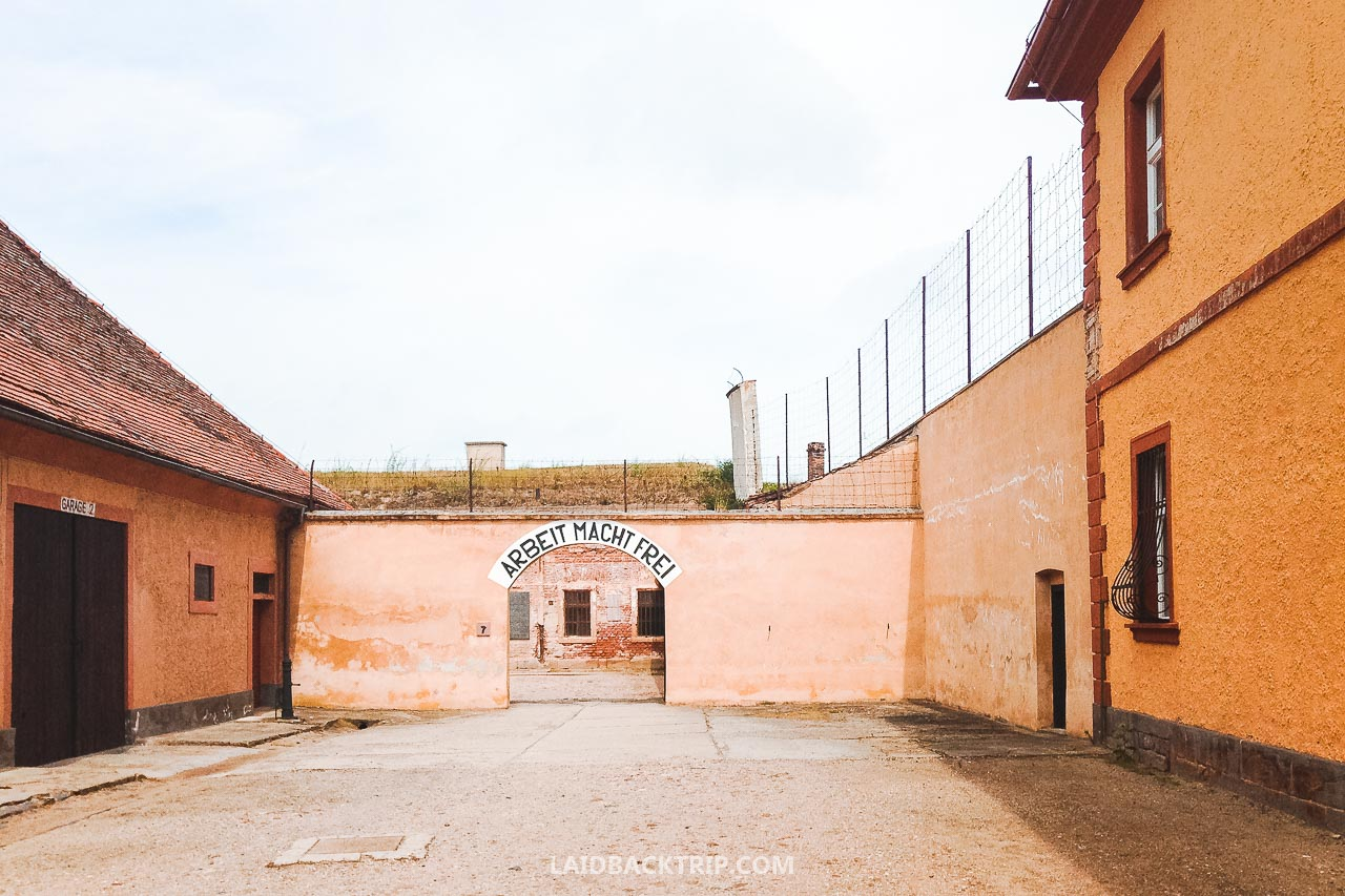 Visiting Terezin from Prague is one of the best day trips in the Czech Republic (or Czechia).