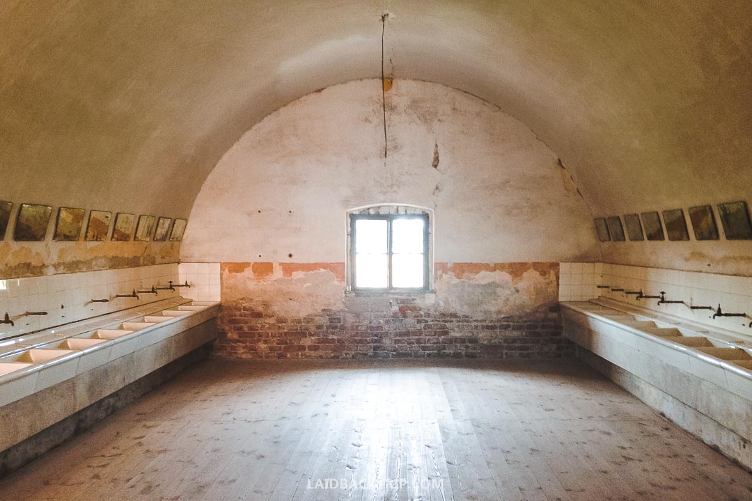 You can visit the Terezin Memorial independently or with a guided tour.