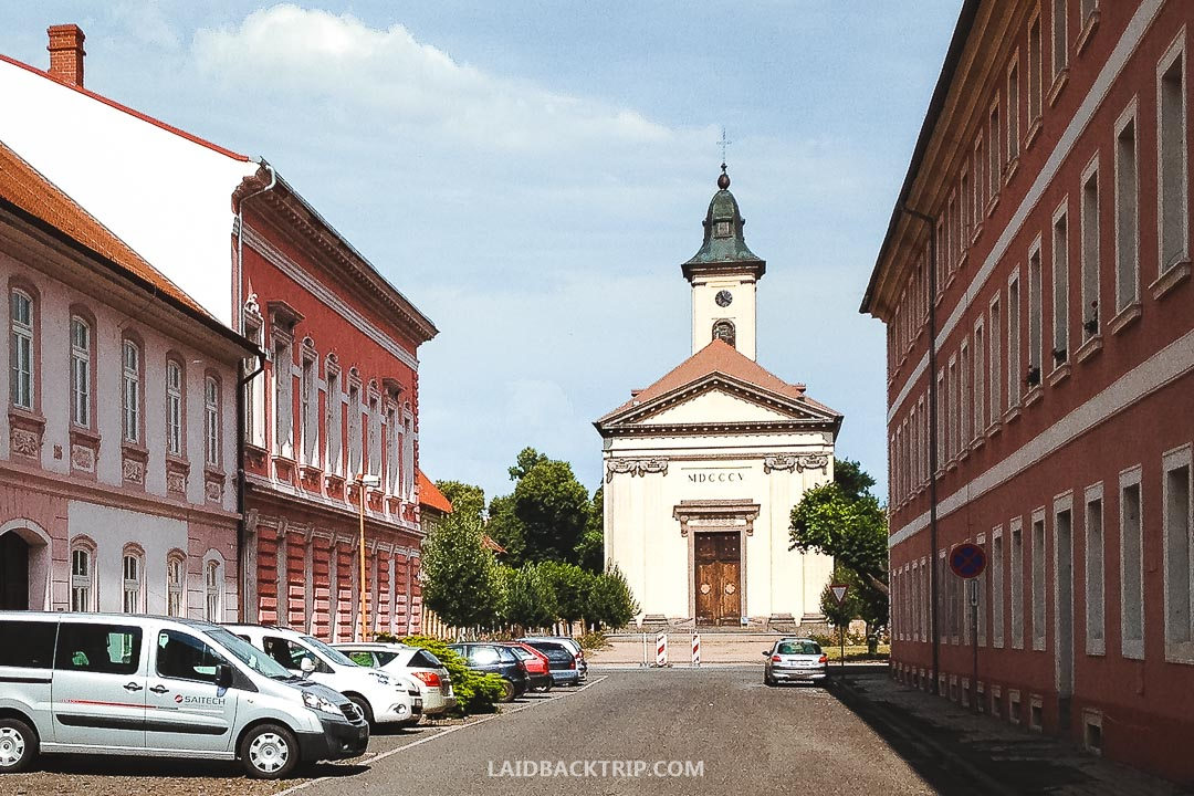You can rent a car, go with a tour or get to Terezin by bus or train.