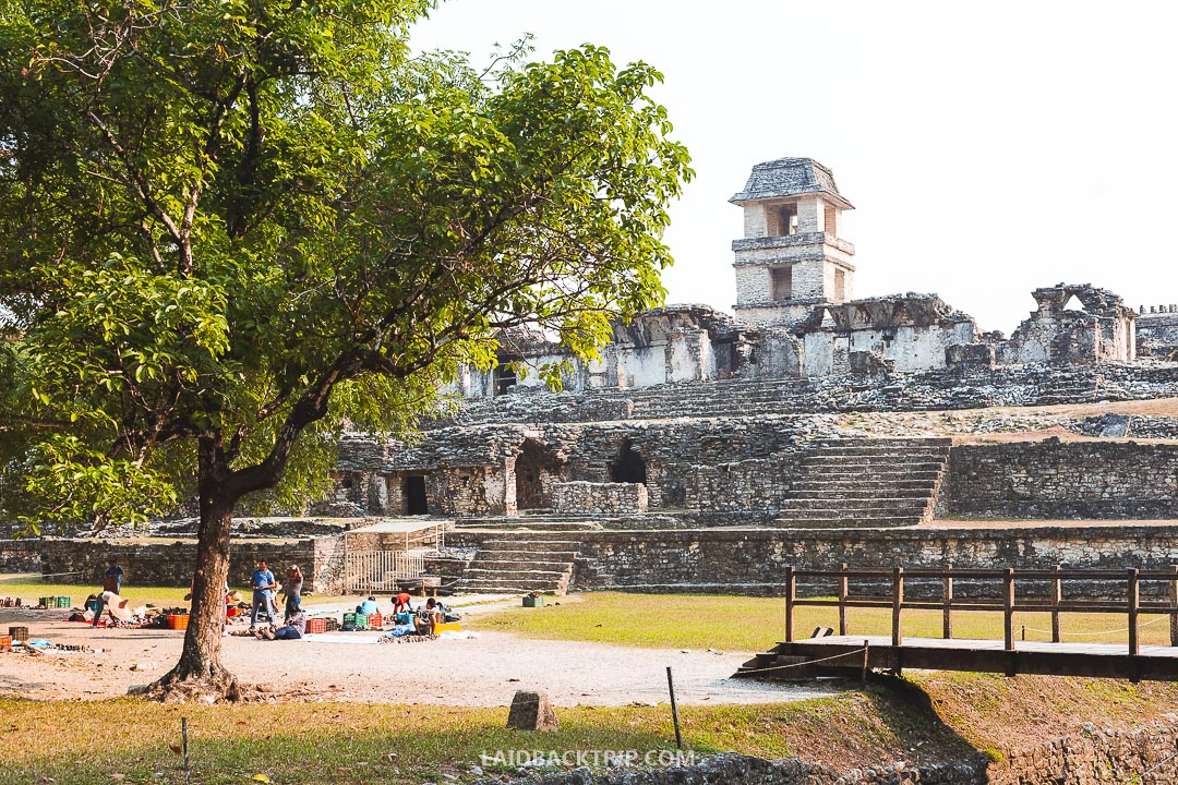 Palenque Ruins is a top attraction in Mexico.