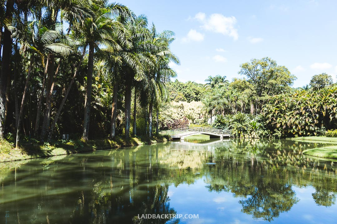 Inhotim, Brazil is a top attraction near Belo Horizonte.