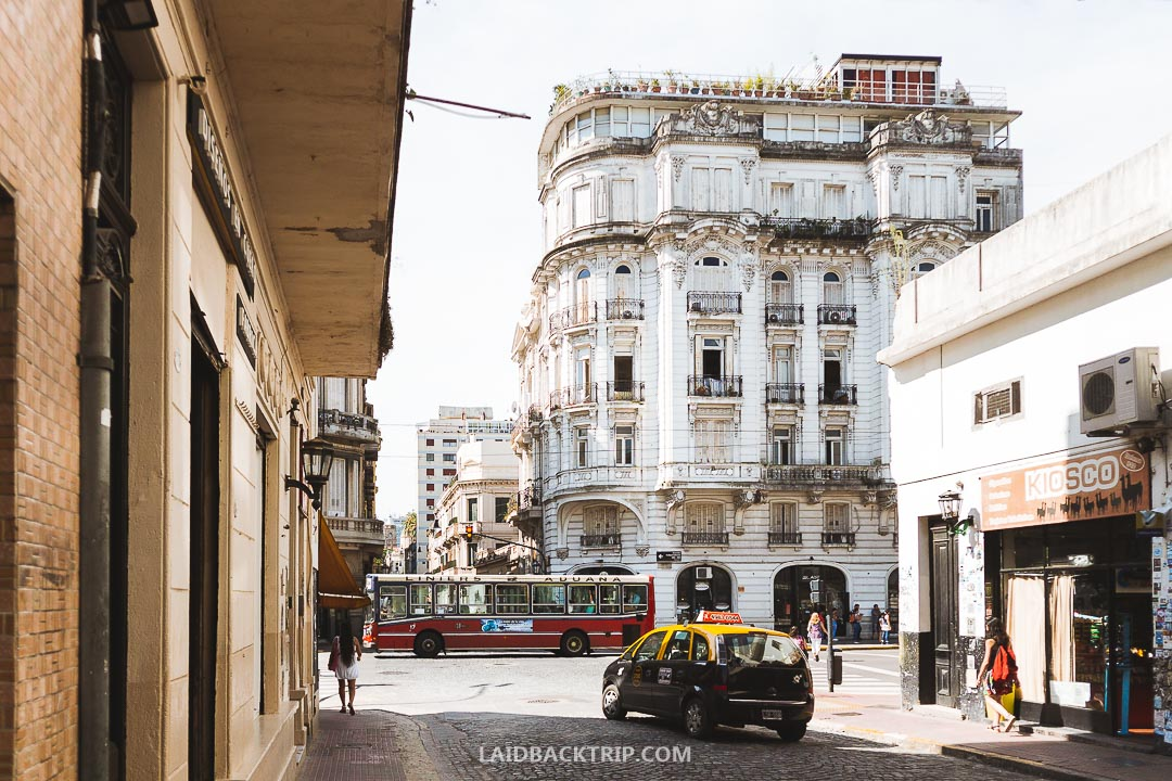 Buenos Aires guide on best things to do, where to stay, safety advice, and how to get around.