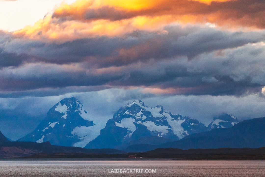 You can take a public bus or rent a car to get to Torres del Paine National Park.