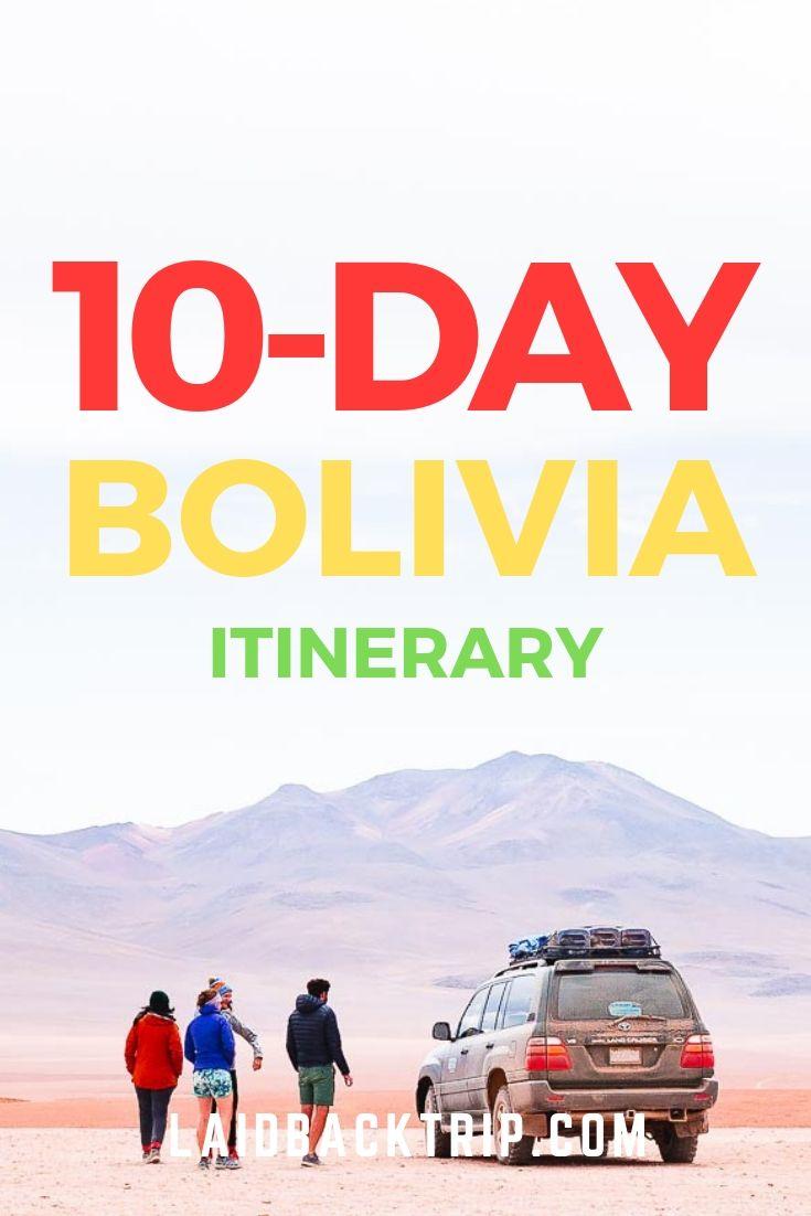 Bolivia 10-Day Travel Itinerary