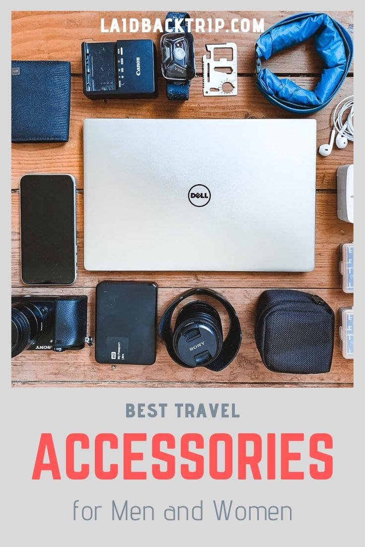 65 Best Travel Accessories For Men And Women Laidback Trip