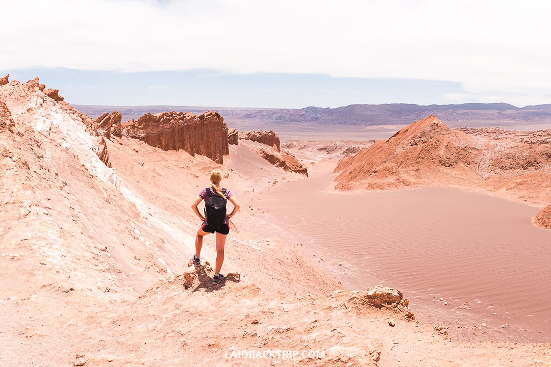 The Atacama Desert is one of the driest places in the world.