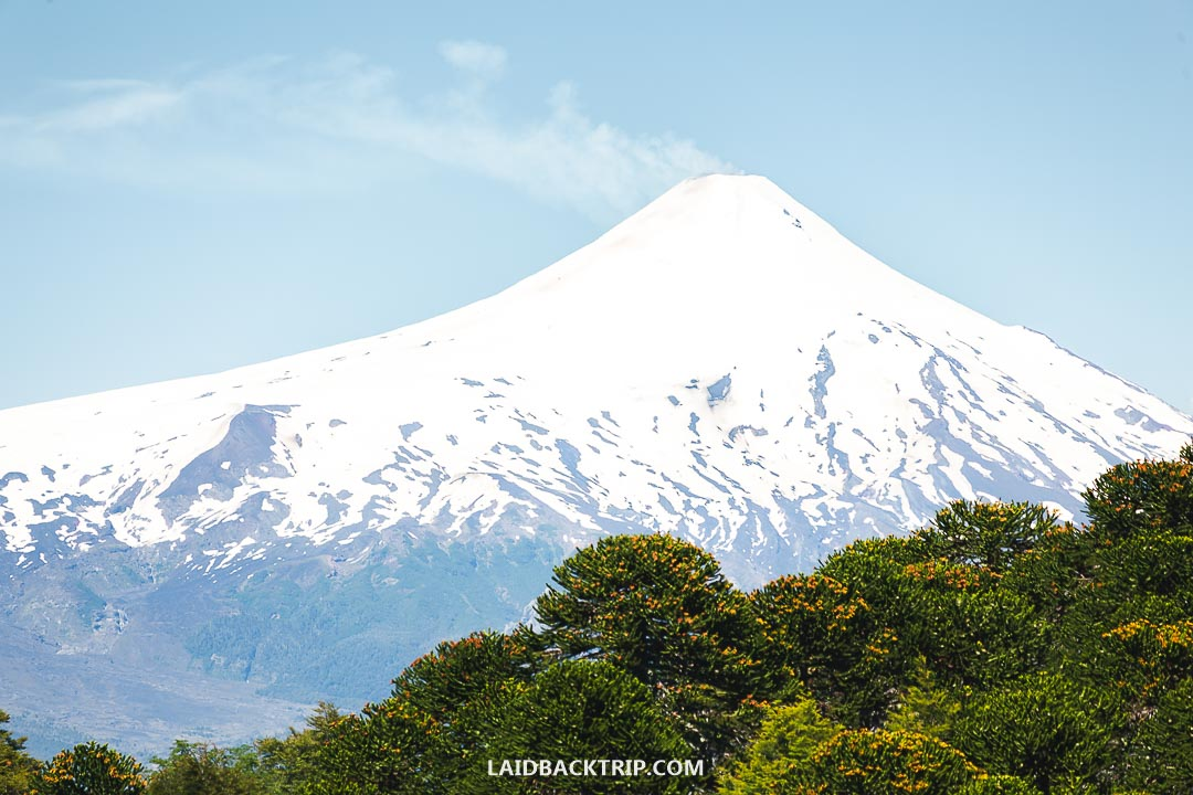 You can climb the Volcan Villarrica on a day trip guided tour from Pucon.