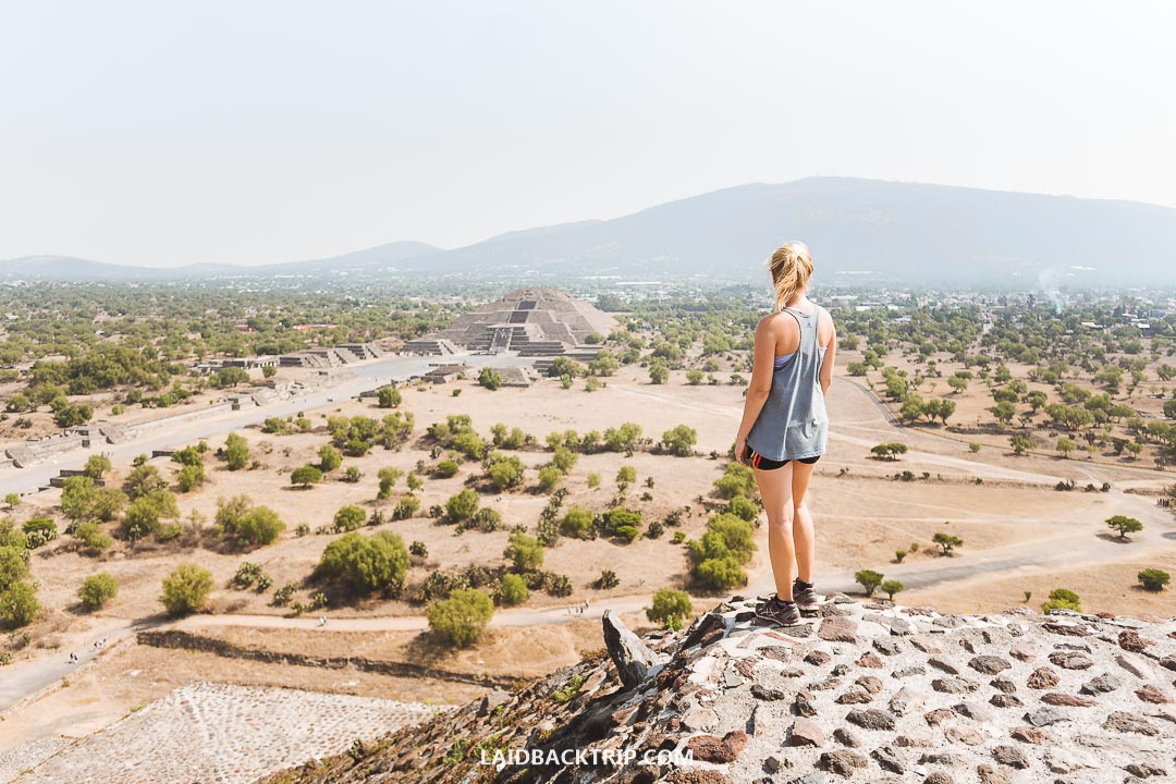 Teotihuacan is a top attraction best visited from Mexico City on a day trip.