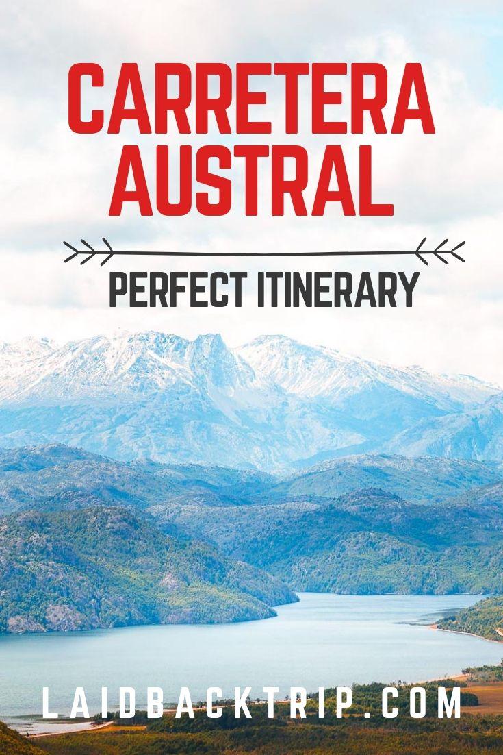Carretera Austral Itinerary