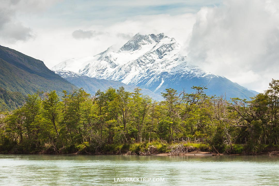 Carretera Austral is s mostly unpaved, but the road conditions are good.