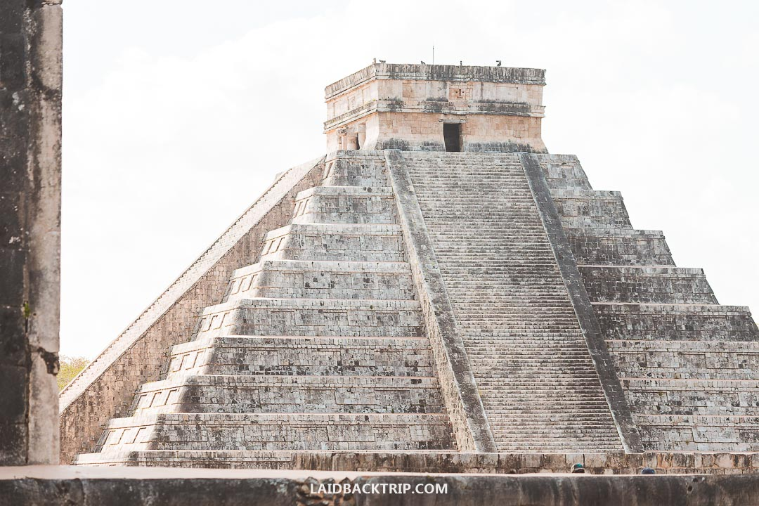 Chichen Itza is the best day trip from Valladolid.