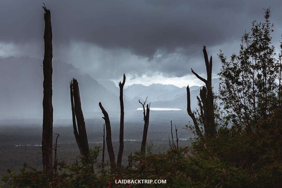 In general, there are two seasons in South America, dry and wet. In Patagonia, there is also winter.