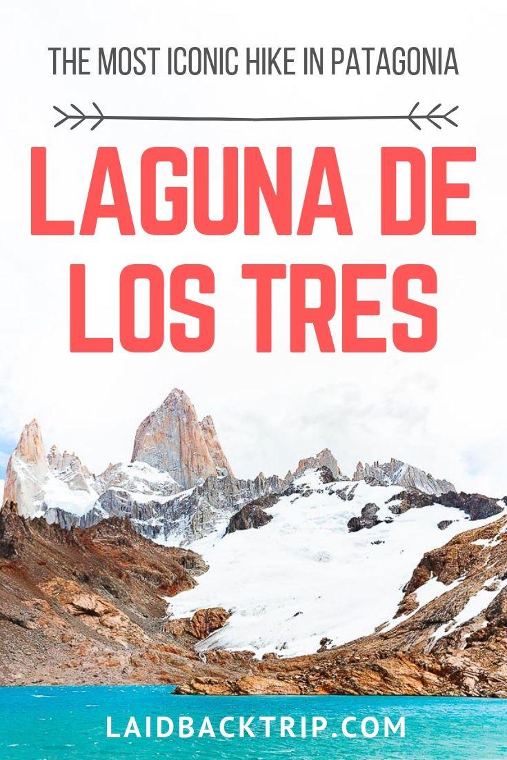 Laguna de Los Tres Guide
