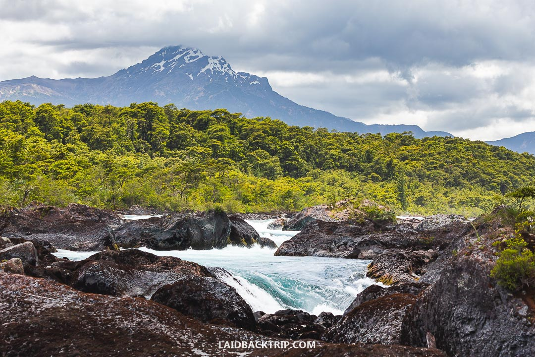 Puerto Varas is an upsacle travel destination in Chile.