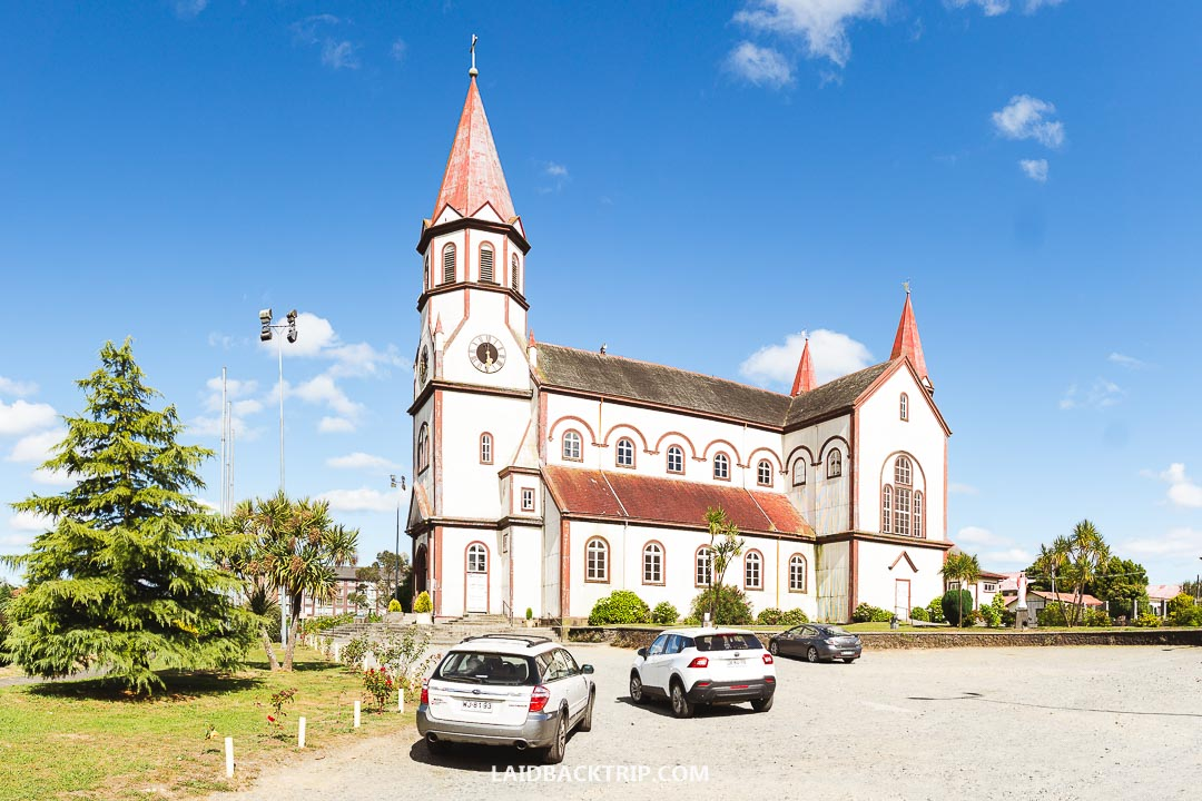 You will find a strong German architecture influence in Puerto Varas.