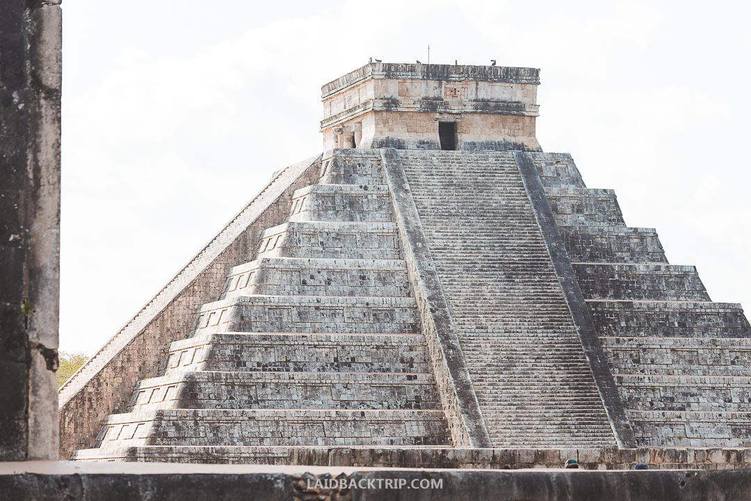 Chichen Itza is by far the most famous ruin in Mexico.