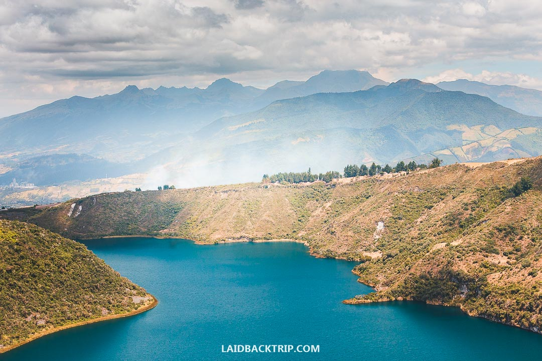 The rim walks around the crater lake of Laguna Cuicocha is a must-do.