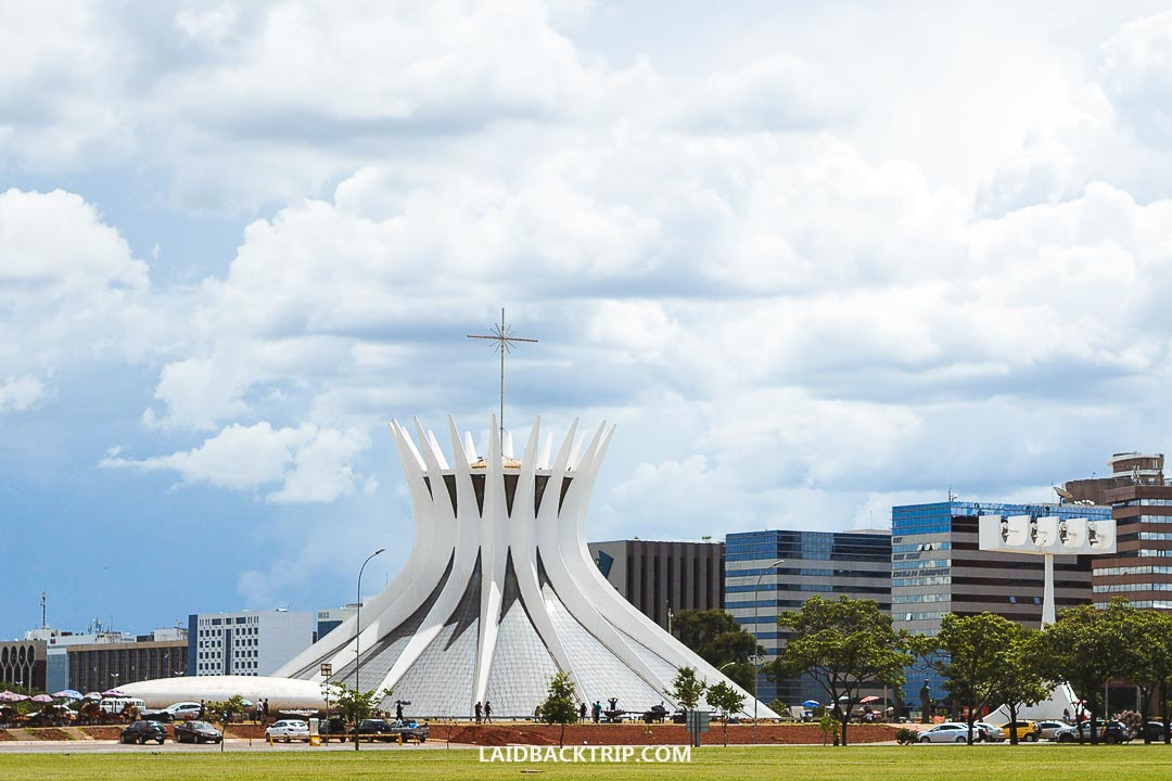 Brasilia is a must-visit city for all architecture lovers.