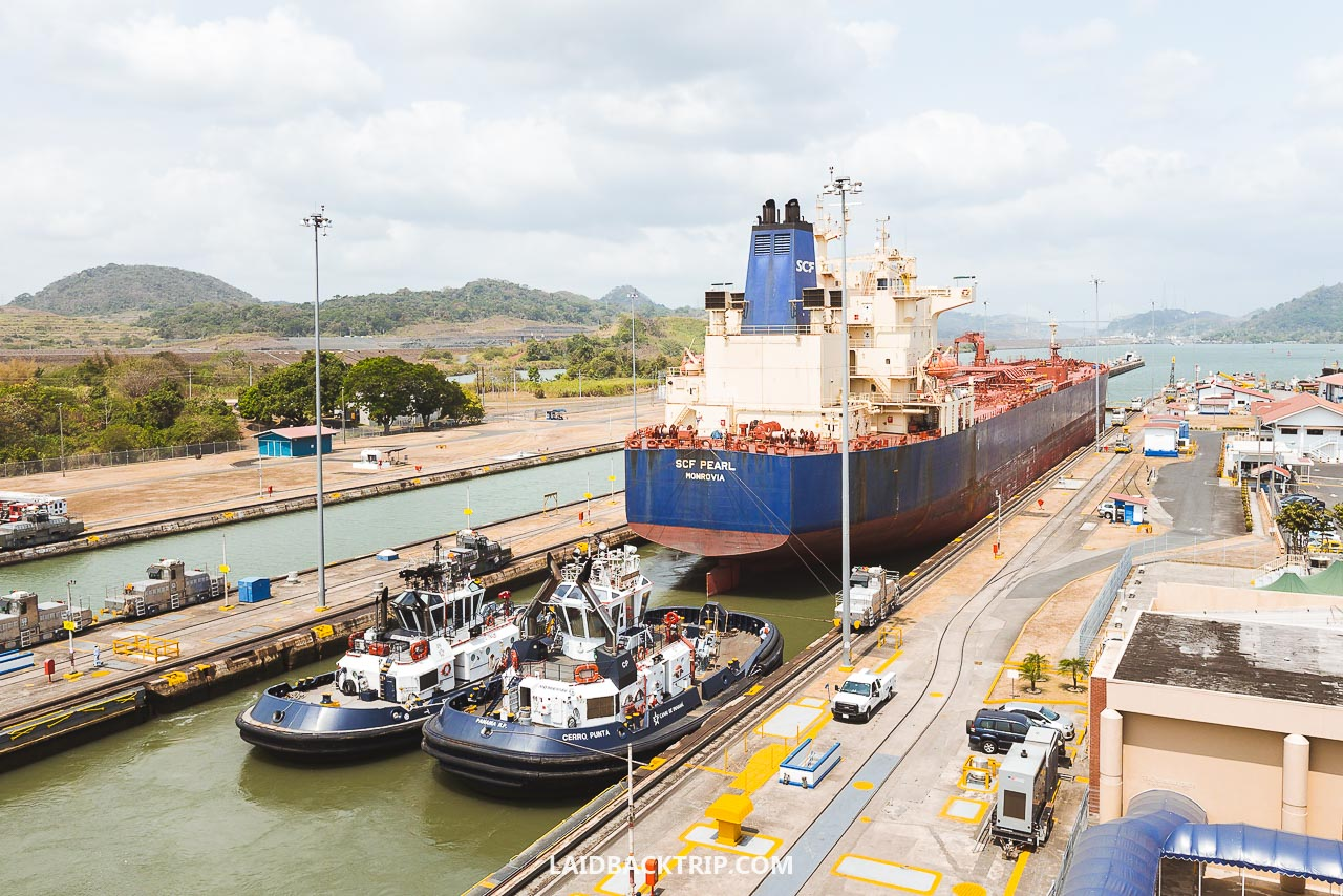 Here is the travel guide on how to visit the Panama Canal from Panama City without a guided tour.