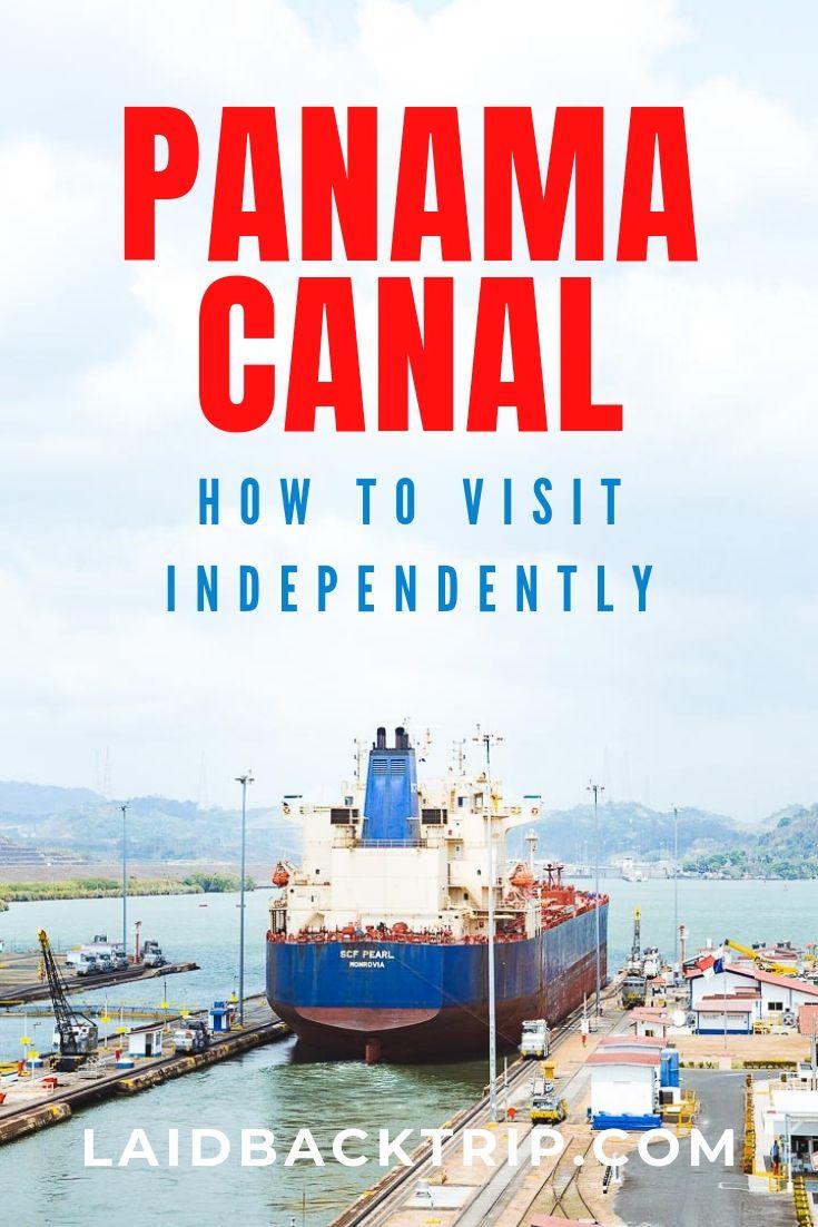 Panama Canal Guide