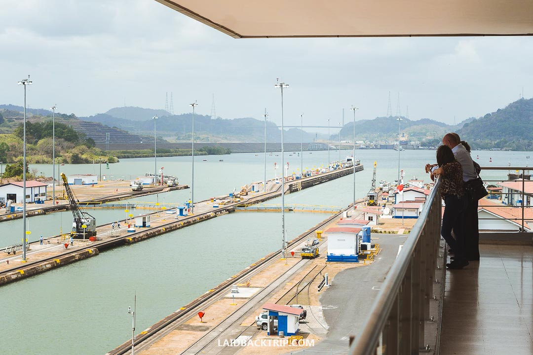 Panama Canal is a top attraction in Panama City.