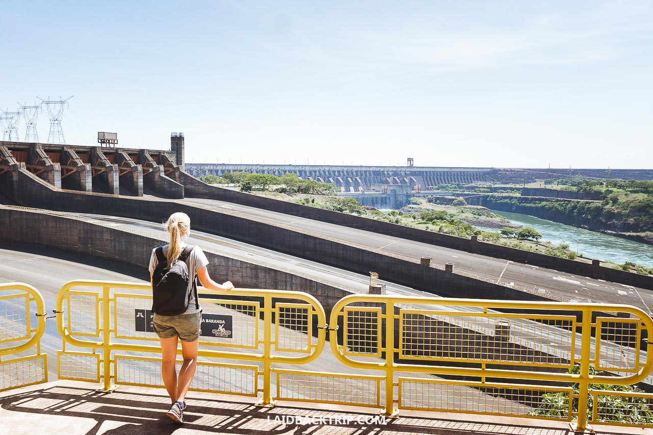 Here is a guide on how to visit Itaipu Dam from Paraguay and Brazil.