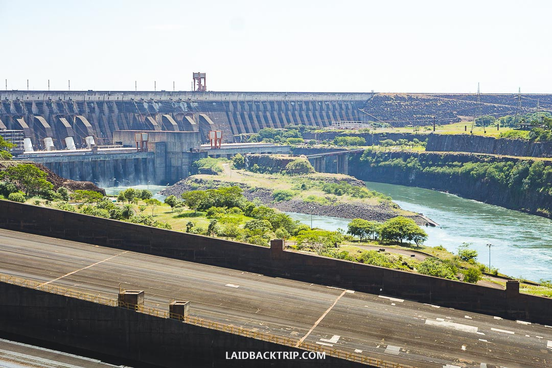 Itaipu Dam is a must-visit place in Paraguay.