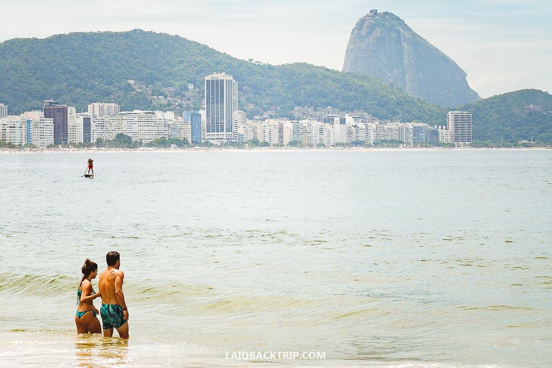 Is It Safe To Visit Copacabana Beach In Rio De Janeiro