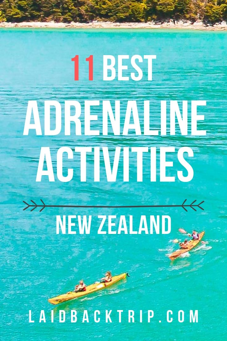 Best New Zealand Outdoor Activities
